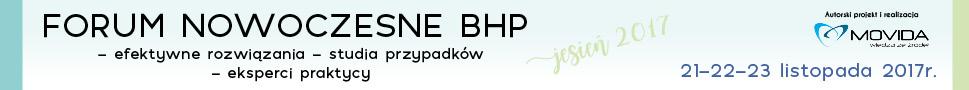 Forum Nowoczesne BHP