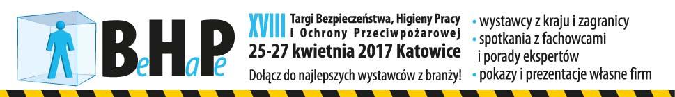 Targi BeHaPe 2017 Katowice