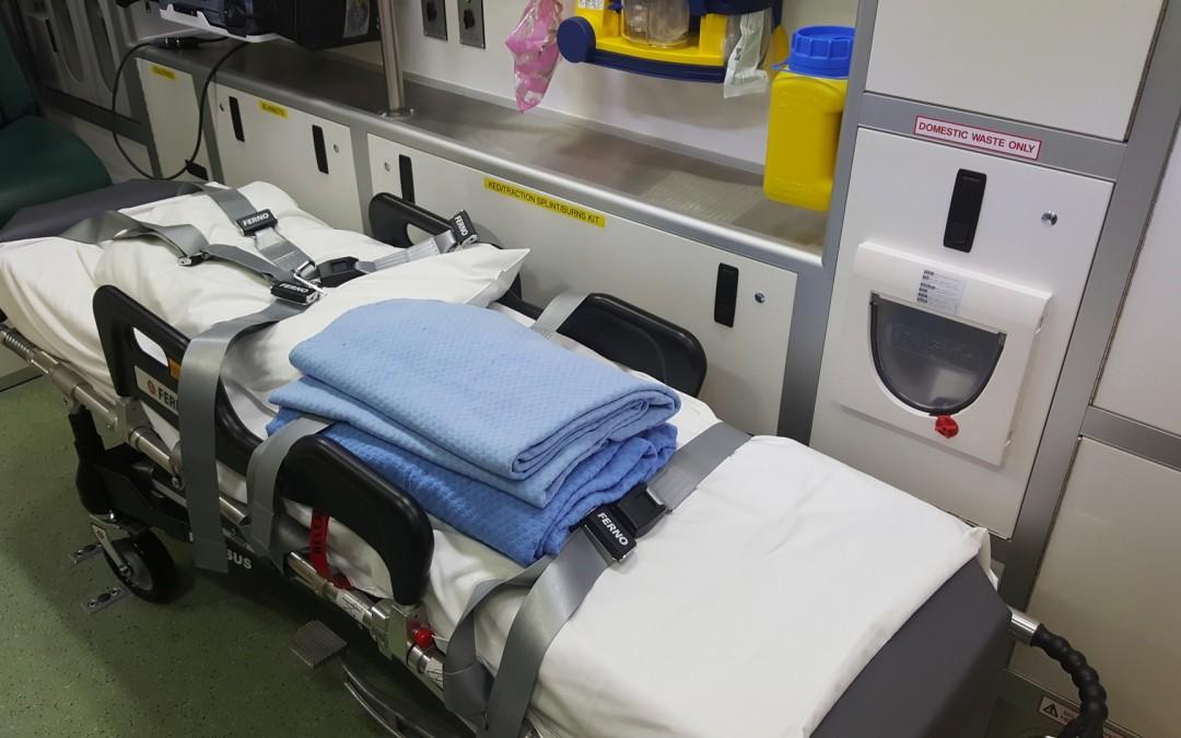 Ocena ryzyka zawodowego dla ratownika medycznego