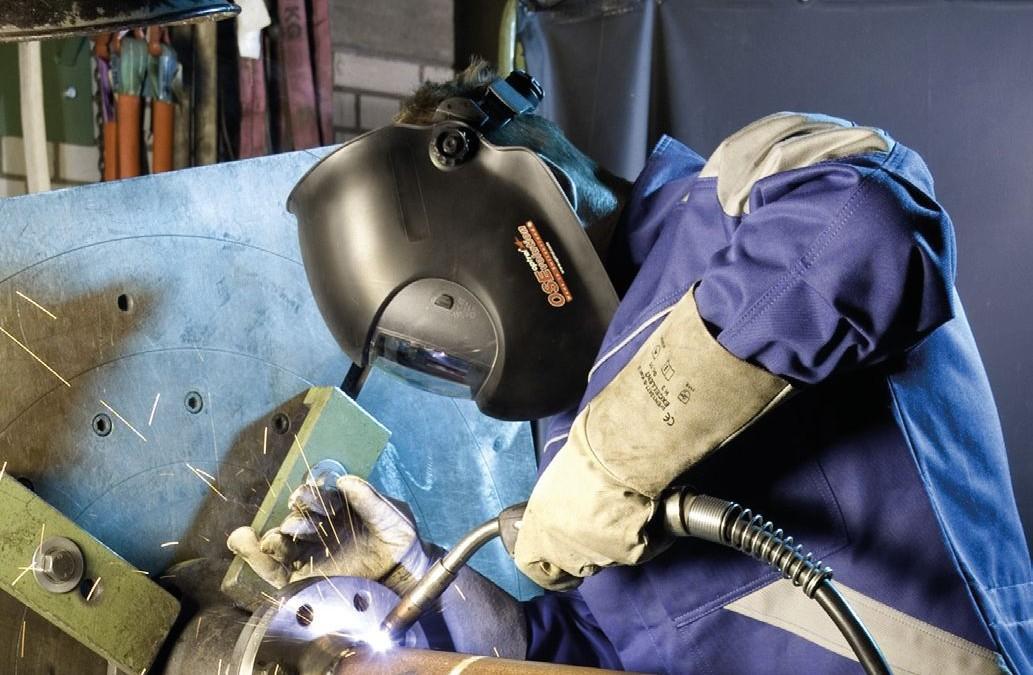 Zagrożenia wynikające ze stosowania materiałów spawalniczych