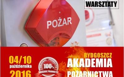 AKADEMIA POŻARNICTWA w Bydgoszczy!