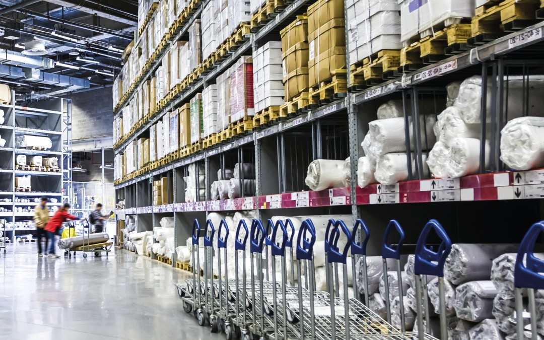 Warunki bezpieczeństwa i higieny pracy w magazynach wysokiego składowania
