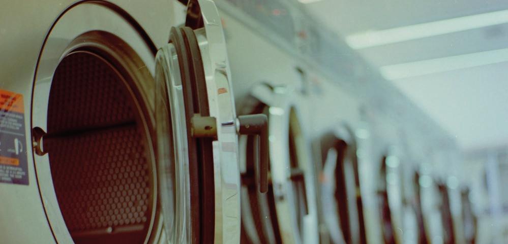 Otwieramy pralnię chemiczną