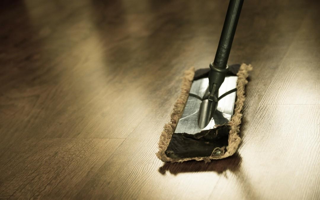Ocena ryzyka zawodowego na stanowisku sprzątaczki