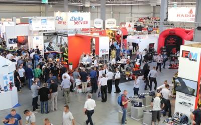 Delegacje zagraniczne z 11 krajów na targach KIELCE IFRE-EXPO