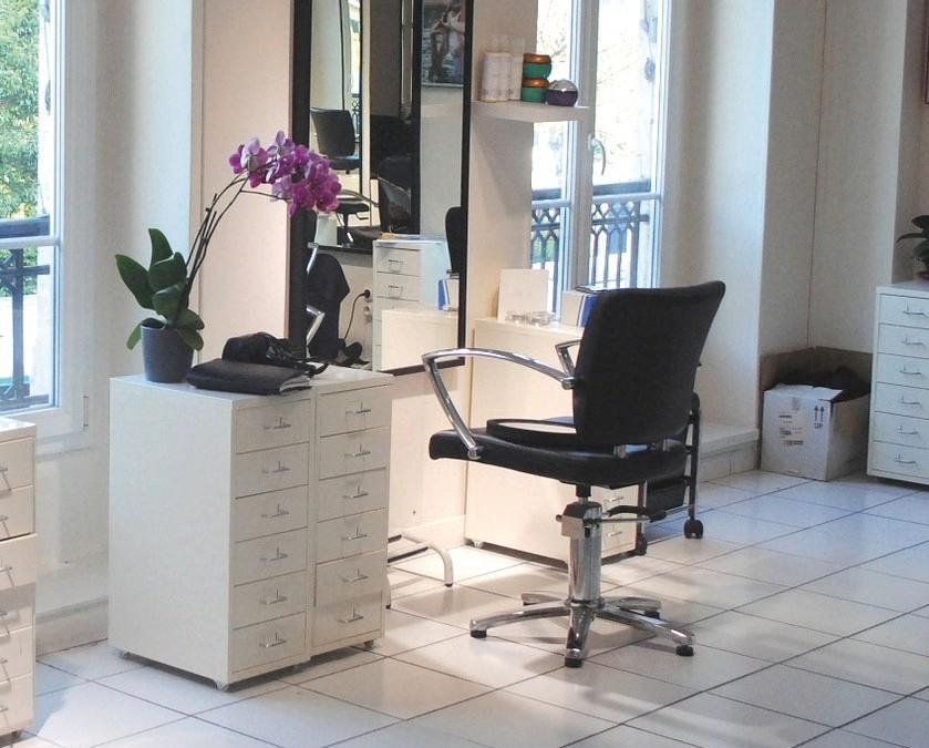 BHP w salonie fryzjerskim
