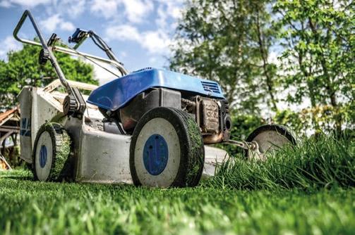 Ocena ryzyka zawodowego dla prac wykonywanych przez ogrodnika terenów zieleni