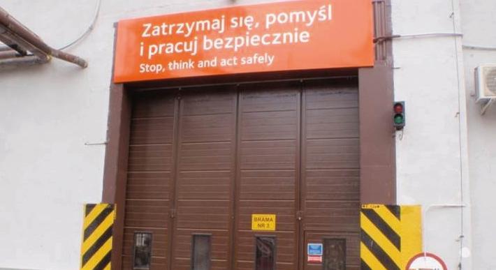 Take Care – Bezpieczeństwo to MY. ArcelorMittal Poland