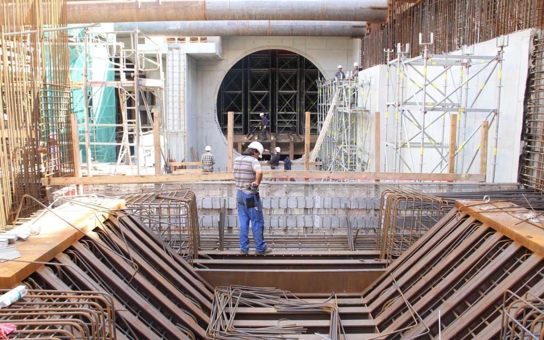 Elektrownia wodna – bezpieczna praca przy remontach i konserwacji