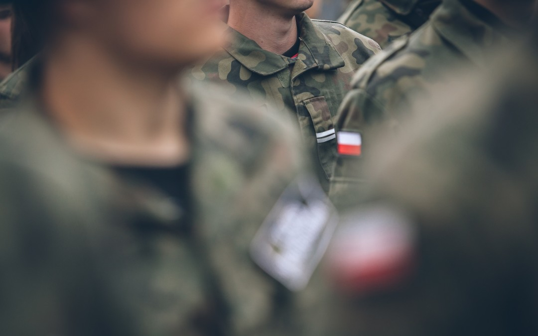 Ocena ryzyka zawodowego dla czynności wykonywanych przez żołnierza wojsk lądowych