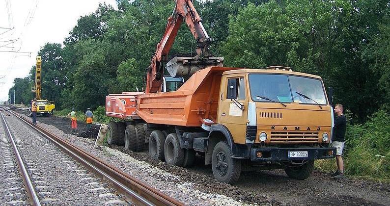 Bezpieczne wykonywanie robót w sąsiedztwie linii kolejowych