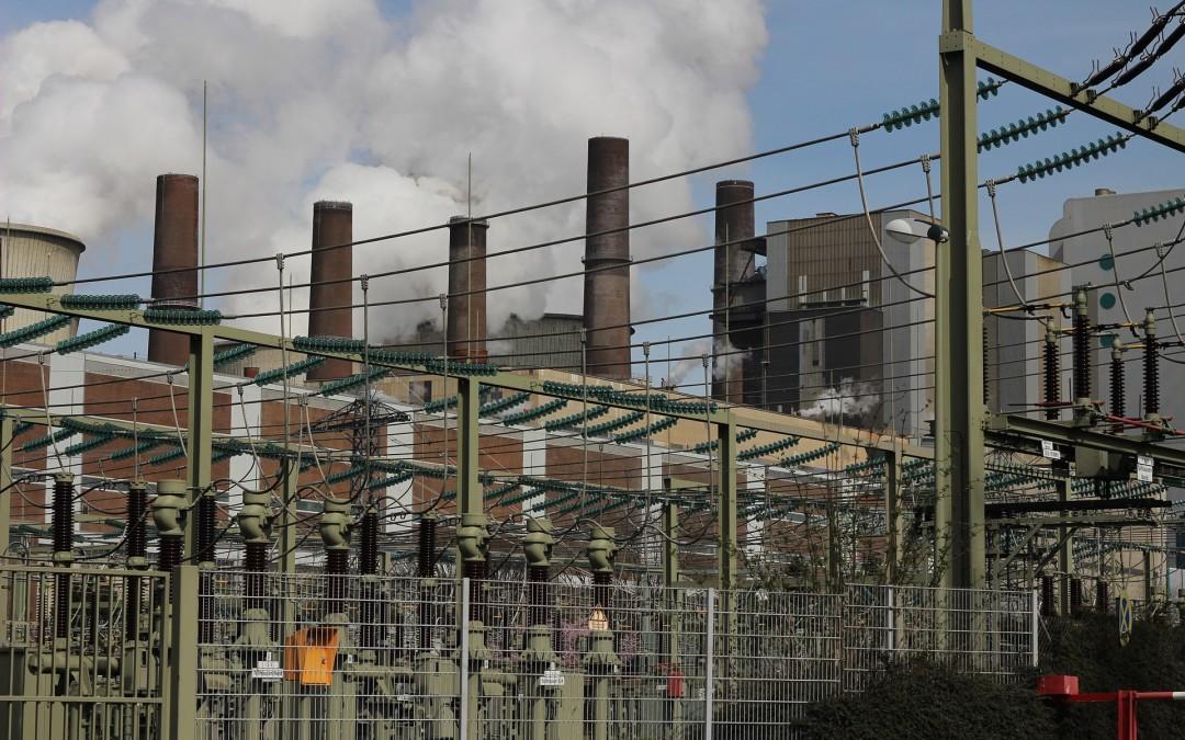 Zagrożenie porażeniem prądem elektrycznym w elektrowni