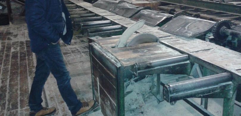 Śmiertelny wypadek w zakładzie obróbki drewna