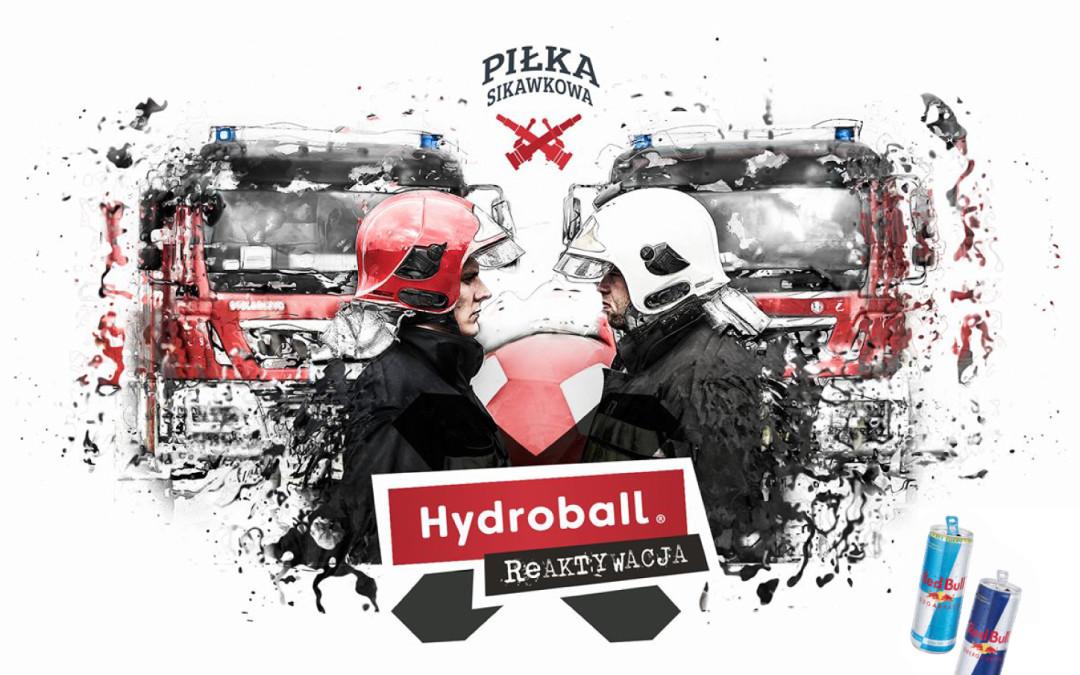 Hydroball – zawody piłki sikawkowej na targach SAWO 2018