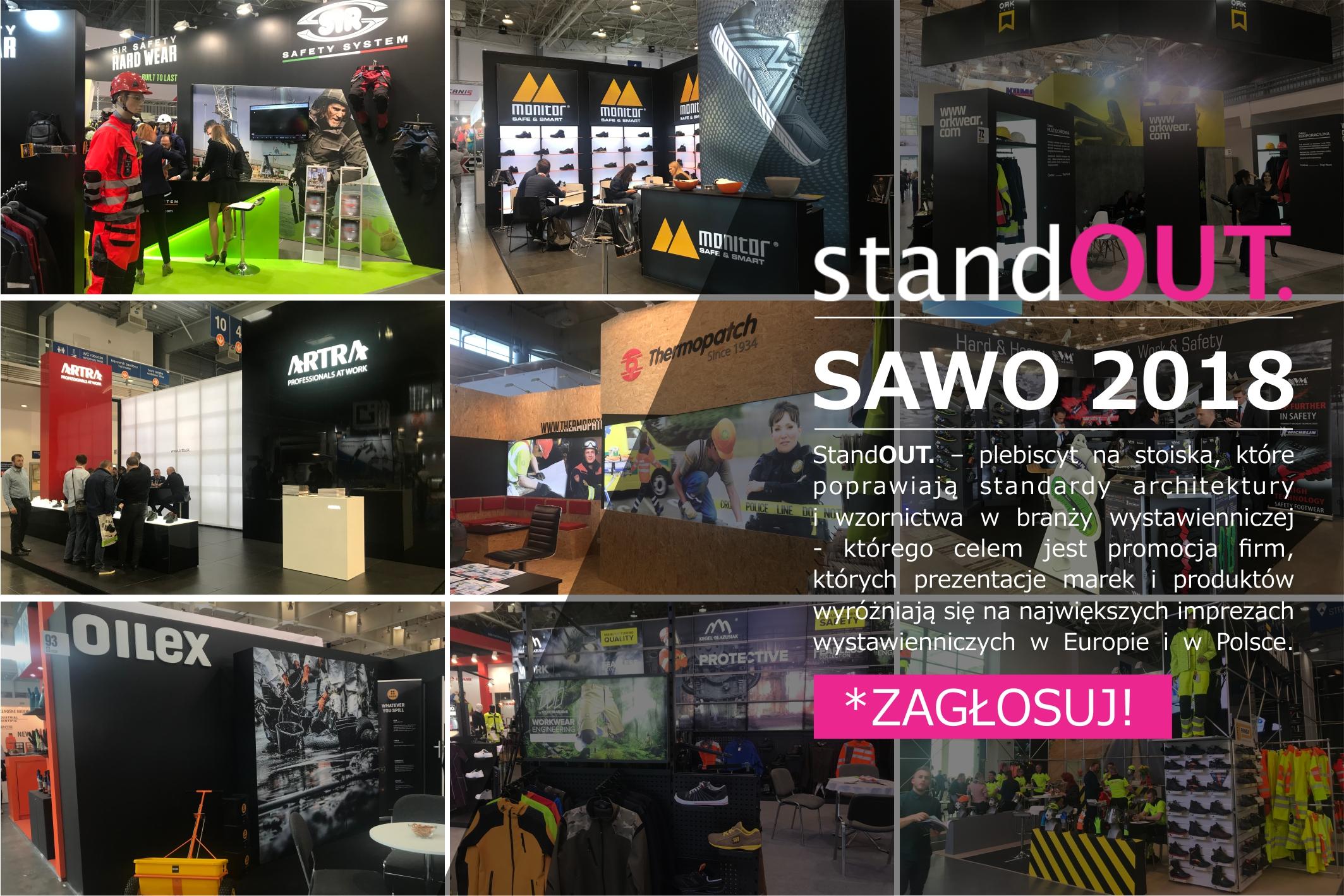 zagłosuj Sawo