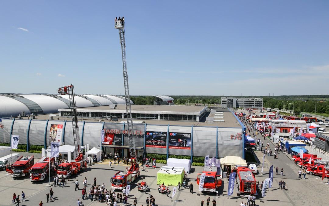 Z KIELCE IFRE-EXPO ugaszą każdy pożar