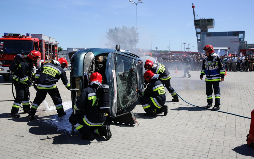Targi pożarnicze KIELCE IFRE-EXPO 2018 udane