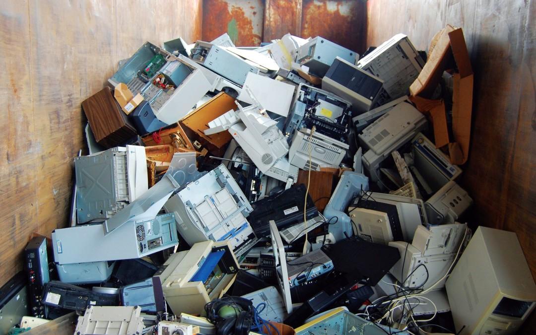 Jak bezpiecznie pożegnać stary sprzęt elektroniczny